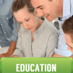 bigstock-Educator-with-students-in-arch-30690422