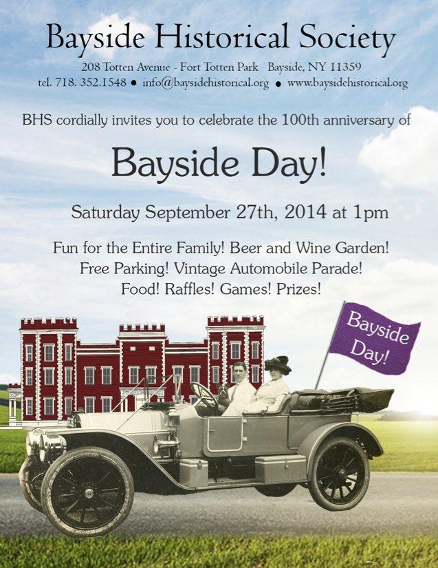 Bayside Day @ Bayside Historical Society | New York | United States